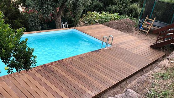 Pose Terrasse Bois Cannes 06400