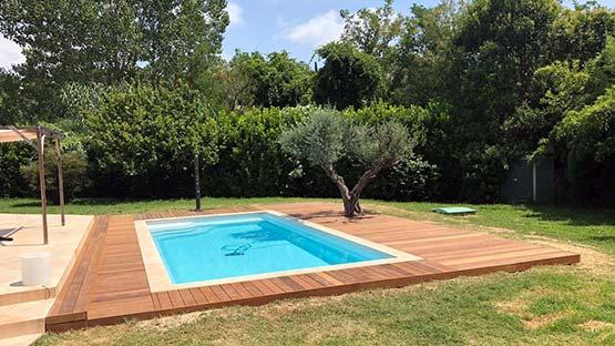 Pose Terrasse Bois Mandelieu La Napoule 06210