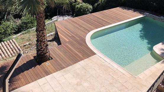 Pose Terrasse Bois Mouans Sartoux 06370